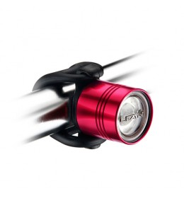 LEZYNE LED FEMTO DRIVE FRONT RED/HI GLOSS