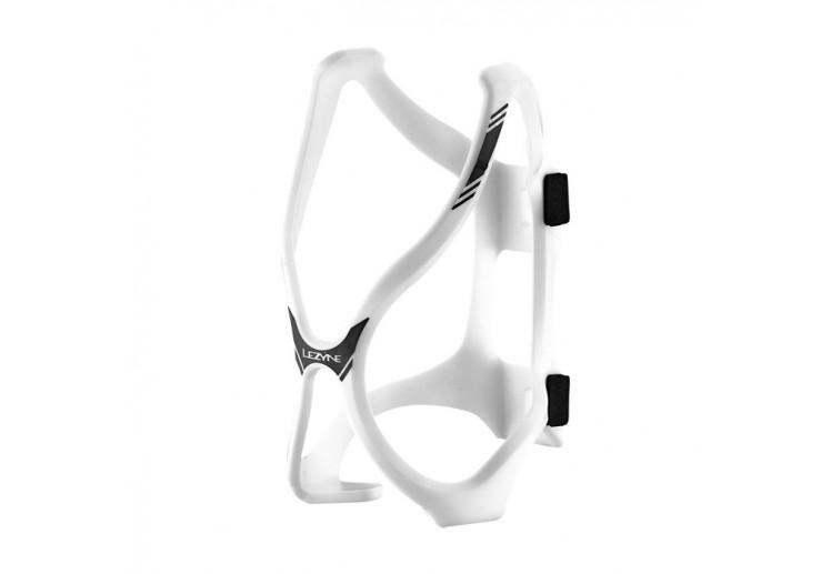 LEZYNE FLOW CAGE HP WHITE