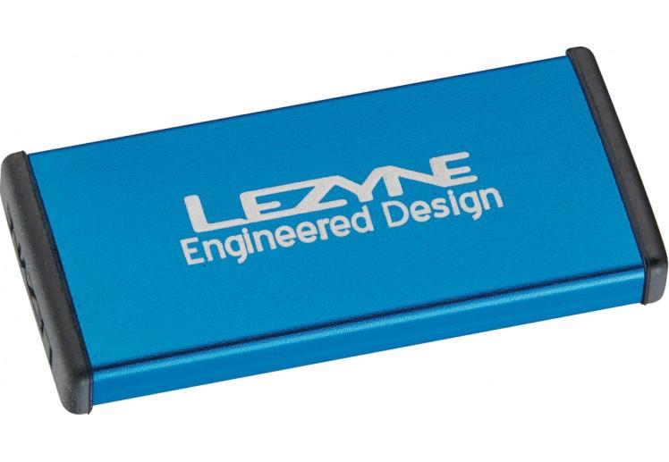 LEZYNE METAL KIT BLUE/HI GLOSS
