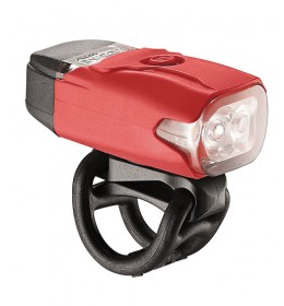 LEZYNE LED KTV DRIVE FRONT 15 LM RED
