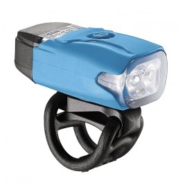LEZYNE LED KTV DRIVE FRONT 180 LM BLUE