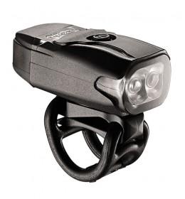 LEZYNE LED KTV DRIVE FRONT 15 LM BLACK