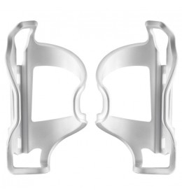 LEZYNE FLOW CAGE SL - PAIR WHITE