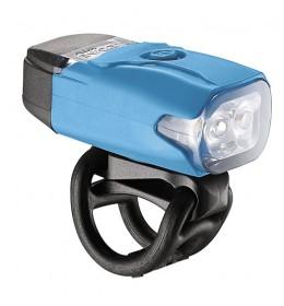 LEZYNE LED KTV DRIVE FRONT 15 LM BLUE