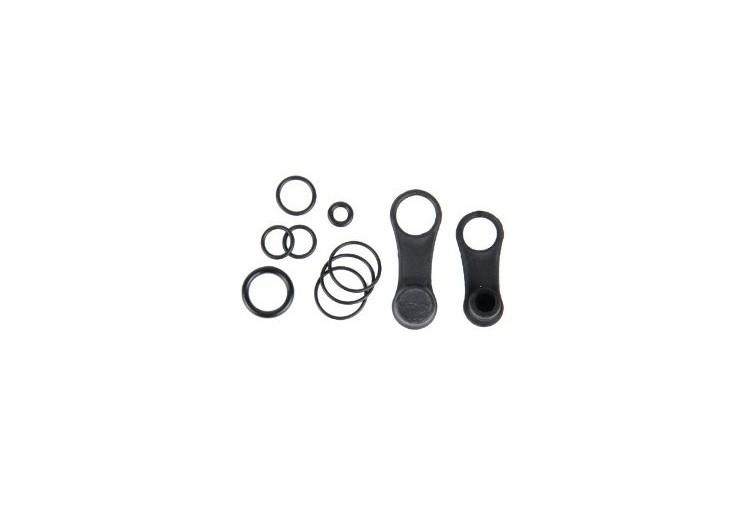 LEZYNE SEAL KIT FOR ROAD DRIVE BLACK
