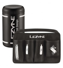 LEZYNE FLOW CADDY WITH ORGANIZER
