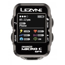 LEZYNE MICRO COLOR GPS BLACK