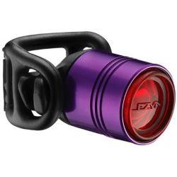 LEZYNE LED FEMTO DRIVE REAR PURPLE/HI GLOSS